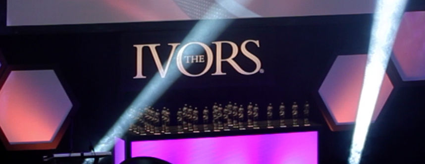 PRS Ivor Novello Awards CorpVid