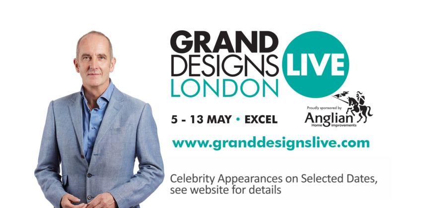 Grand Designs Live TV Advert BroadcastCGI