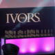 Ivor Novello Awards Set Out prior to presentation on the main stage in London